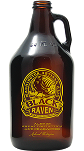 GROWLER AMBER 64oz